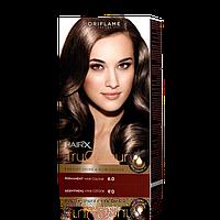 Cтойкая краска для волос HairX TruColour - Светло-коричневый, 125 мл