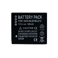 Aккумулятор Alitek для Panasonic DMW-BLG10, 1300 мАч, фото 1