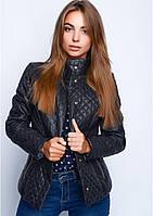 Короткая молодёжная куртка из плащевой ткани (размеры 42-48)