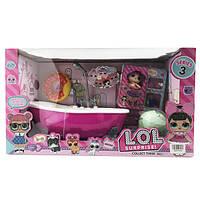 Игровой набор от Лол Lol или ванная для кукол