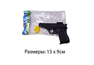 Пістолет 003-1 (720шт/2) пульки, в пакеті 13*9 см