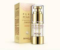 Крем для кожи вокруг глаз BIOAQUA с экстрактом жемчуга разглаживающий Pearl Essentials Eye Serum 25 мл (0004)