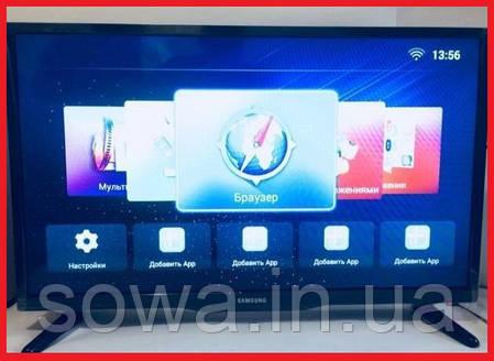 """✔️ Телевизор Samsung ● Smart TV + Т2 ● 32"""" ●  wi-if, USB ● Гарантия качества, фото 2"""