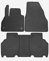 Коврики EVA для автомобиля Renault Kangoo 2008- / Mercedes Citan 2012- Комплект