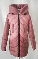 Весенние пальто для девочки от производителя 36-42 пудра 3f38590481b65