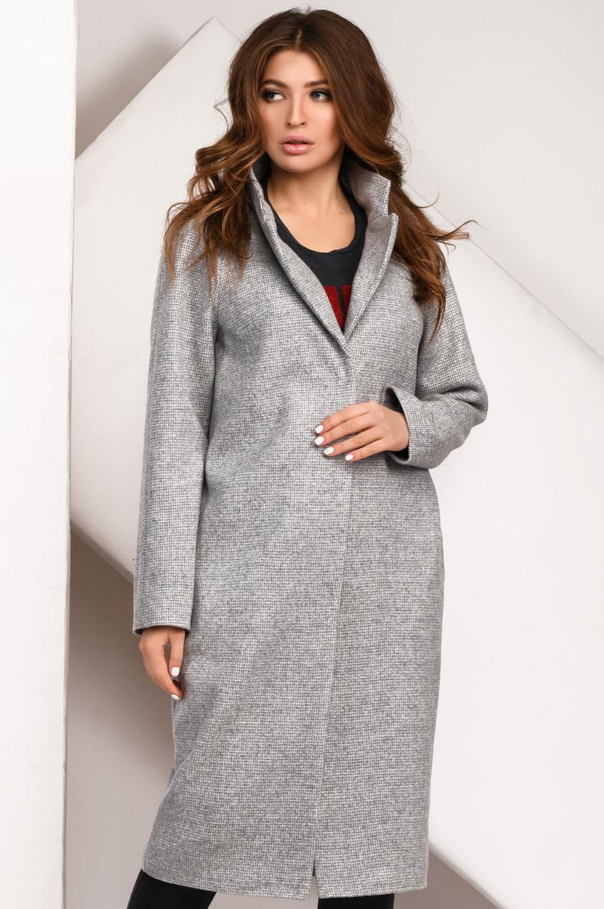 Пальто женское демисезонное PL-8827-4, 42-48р.