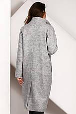 Пальто женское демисезонное PL-8827-4, 42-48р., фото 2
