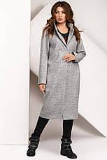 Пальто женское демисезонное PL-8827-4, 42-48р., фото 3