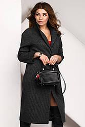 Пальто женское демисезонное PL-8827-8, 42-48р.
