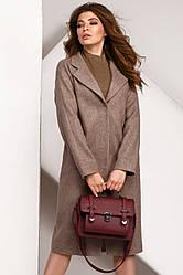 Пальто женское демисезонное PL-8827-10, 42-48р.