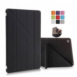 Чехол smart case силиконовый для iPad 2017 Черный