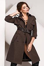 Пальто женское демисезонное PL-8831 | 42-48р., фото 3