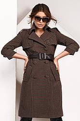 Пальто женское демисезонное PL-8831-16, 42-48р.