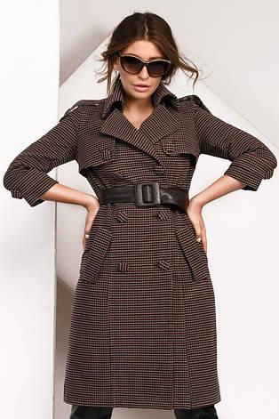 Пальто женское демисезонное PL-8831 | 42-48р., фото 2