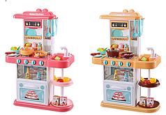 Дитяча кухня 889-153-154 вода в крані, висота 72см