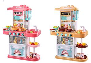 Детская кухня 889-153-154 вода в кране, высота 72см, фото 2