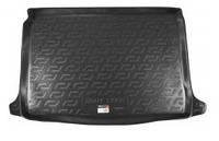 Килимок в багажник пластиковий для FIAT Doblo (2010-2015) (7 місць) корот база (Lada Loker)