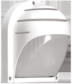 Светильник НПП2501 черный/ресничка 60Вт IP54 ИЭК (LNPP0-2501-1-060-K02)