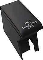 Подлокотник Daewoo Lanos 1997- Черный