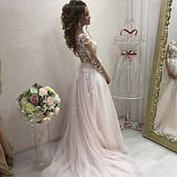 Платье не пышная юбка фатин