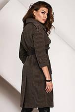 Пальто женское демисезонное PL-8831-26, 42-48р., фото 3