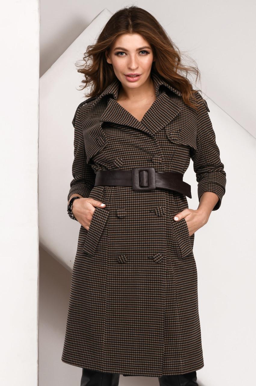 Пальто женское демисезонное PL-8831-26, 42-48р.