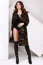 Пальто женское демисезонное PL-8835-1, 42р., фото 3