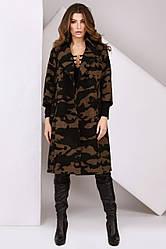 Пальто женское демисезонное PL-8835-1, 42р.