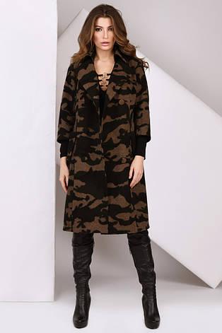 Пальто женское демисезонное PL-8835-1, 42р., фото 2