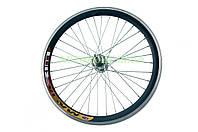 Обод велосипедный (в сборе)   20   (зад, 36 спиц, алюминий)   (двойной)   GL