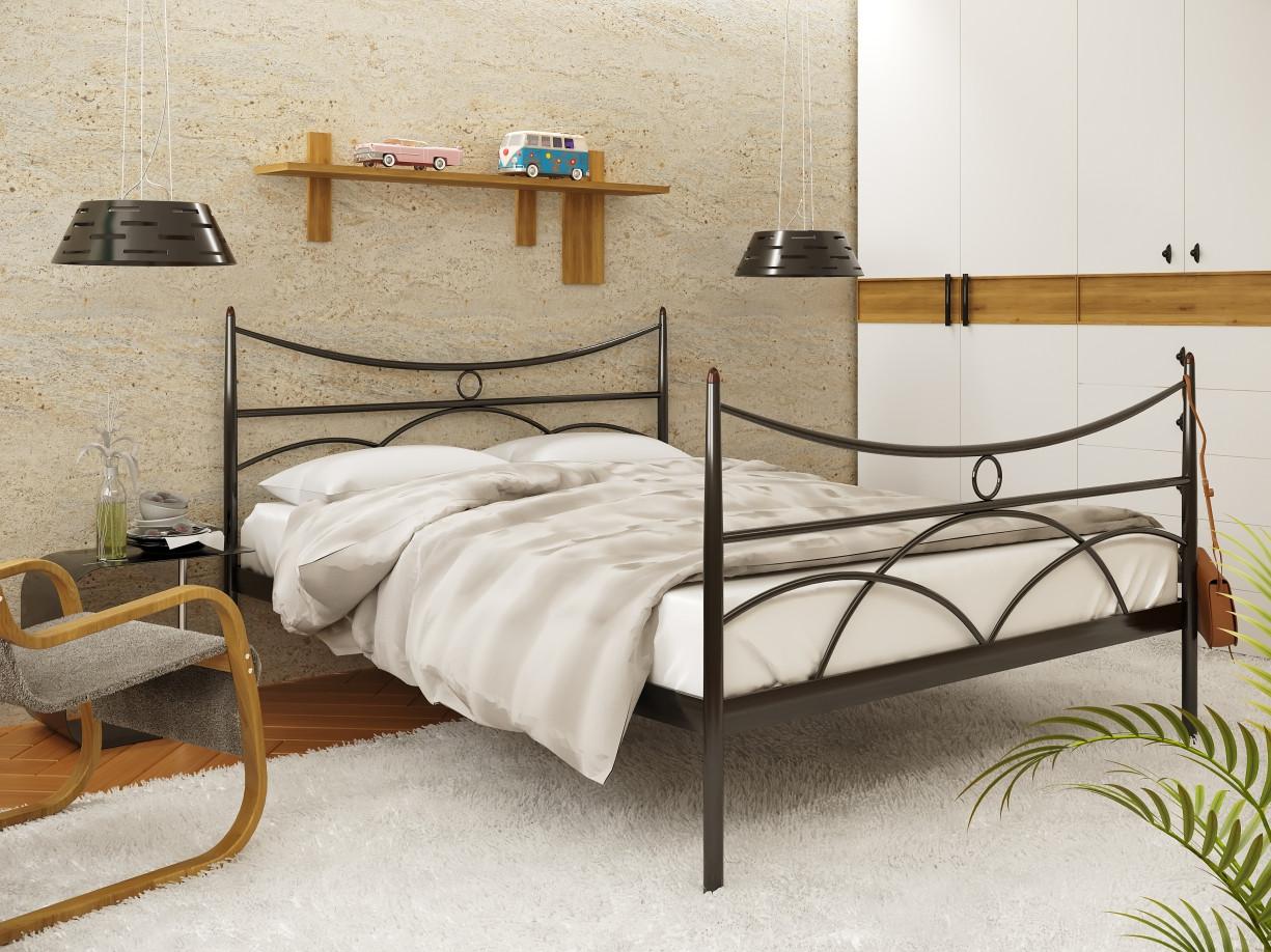 Кровать металлическая  BARSELONA-2 (Барселона)