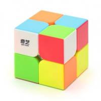 Кубик рубик    2х2 QiYi MoFangGe QiDi S Stickerless