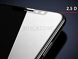 Силіконовий чохол з квітами для Huawei Honor 8X / Скла в наявності, фото 8
