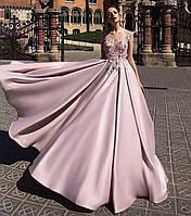 Платье Вечернее корсет кружево