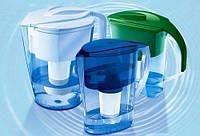 Побутові фільтри для очищення питної води.