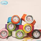 Силиконовые детские наручные часы, фото 2