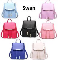 Рюкзак женский Swan. Школьные, городские рюкзаки, фото 1