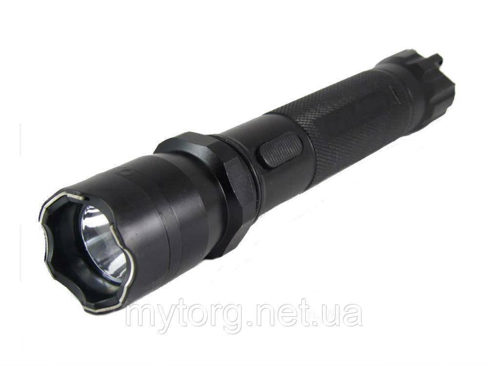 Товар имеет дефект! Читайте описание! Ручной фонарь Scorpion BL-1102 POLICE Уценка! №543 Уценка