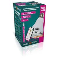 Лампа LP-8205-5R LiT 2000мАч Цоколь E27