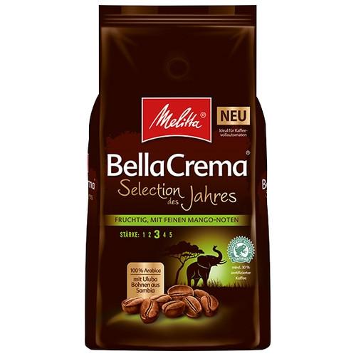 Кофе Melitta BellaCrema Selection des Jahres Fruchtig в зернах 1 кг