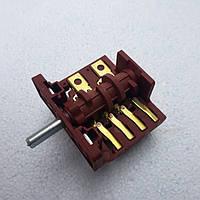 Переключатель пятипозиционный AC413A / AC4 / 16A / 250v / T150