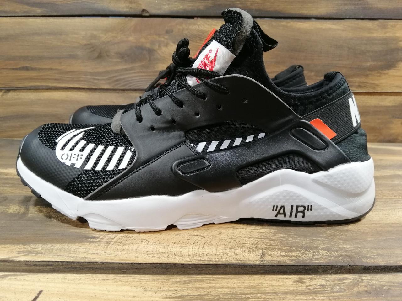 huge discount d0957 33d4c Кроссовки мужские Nike Huarache OFF-White - Bigl.ua