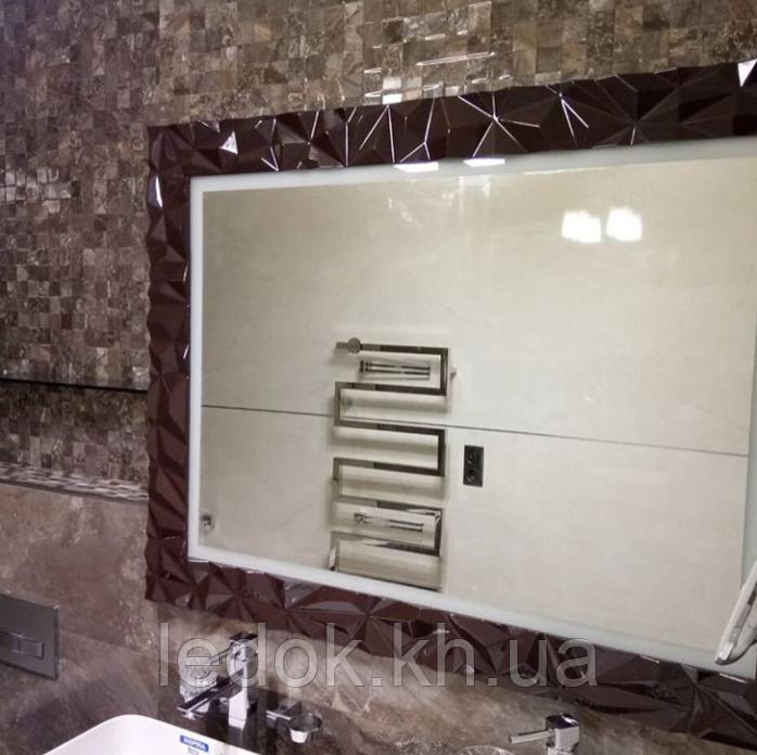 Зеркало в резной раме Poligon3D
