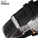 Силиконовые наручные часы, фото 6