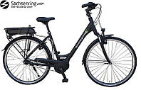 Електровелосипед Saxonette Urbano Plus E-Bike 28 Nexus 7 by Sachsenring (Mifa) Німеччина