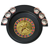 Алко-игра Пьяная Рулетка, 6 рюмок, фото 2