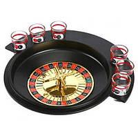 Алко-игра Пьяная Рулетка, 6 рюмок