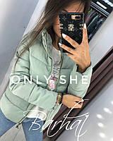 Женская курточка весна-осень код 0286,Размеры - 42-44, 44-46 , Ткань - Плащевка + Синтепон 150 , 5 цветов, фото 4