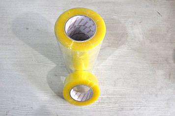 Скотч упаковочный,  45мм М-3, 300м, Желтый