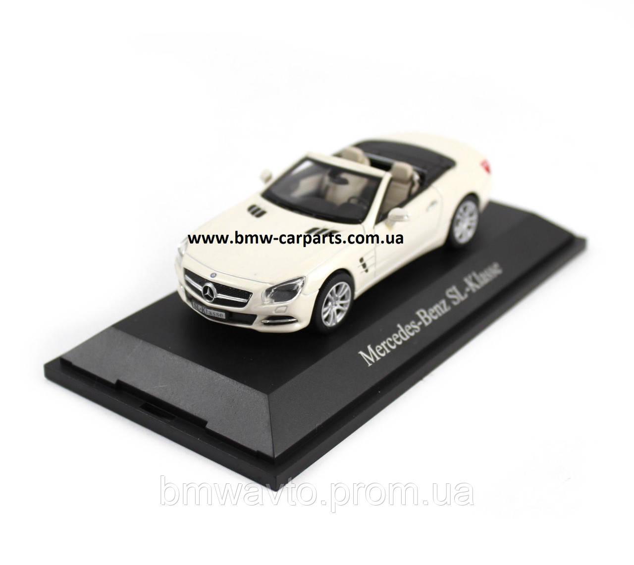 Модель Mercedes-Benz SL-Class R231, 1:43 Scale